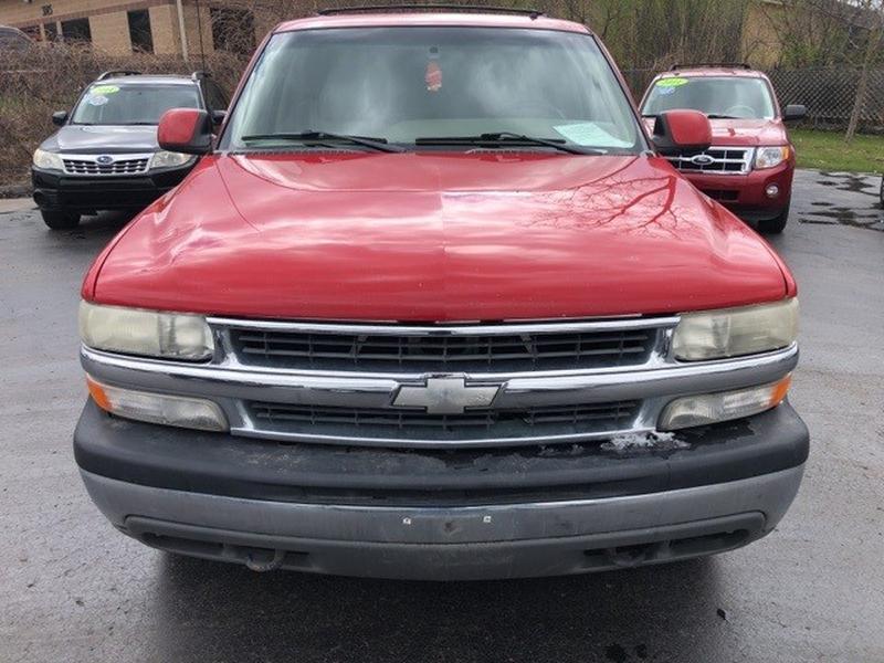 Chevrolet Suburban 1500 2002 price $5,995