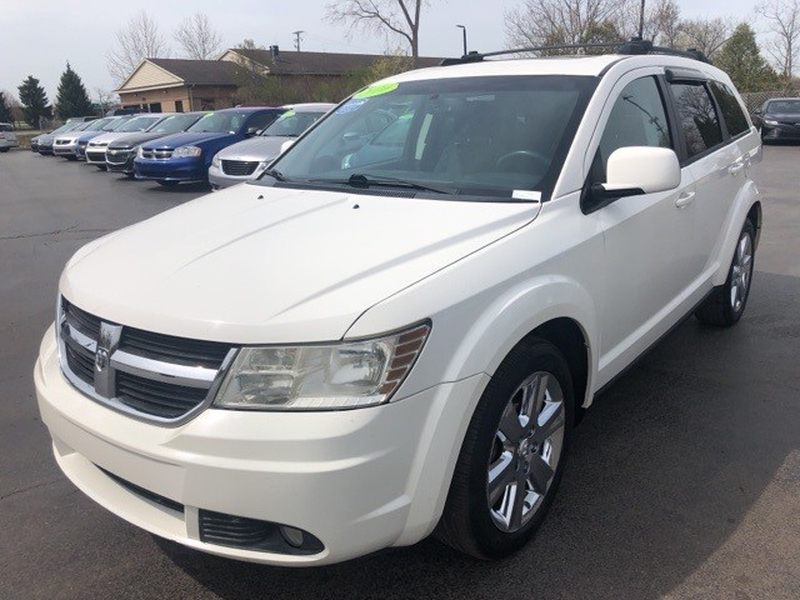 Dodge Journey 2010 price $7,500