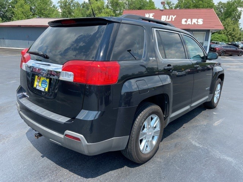 GMC Terrain 2010 price $9,500