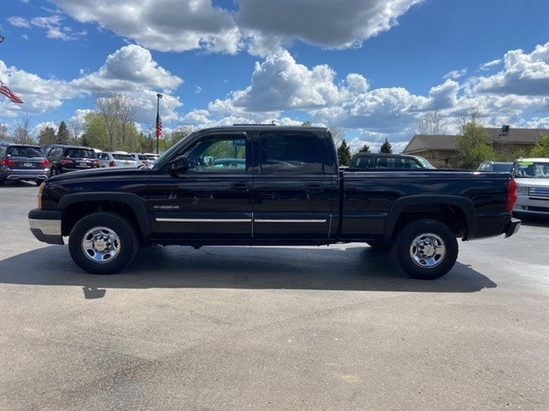 Chevrolet Silverado 1500HD 2003 price $12,000