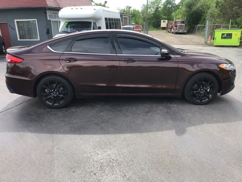 Ford Fusion 2019 price $21,500