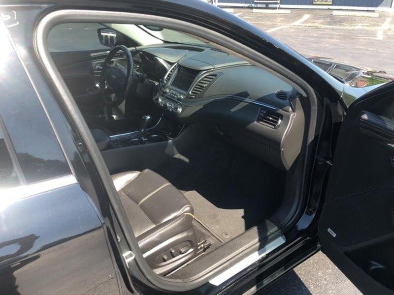 Chevrolet Impala 2016 price $21,900
