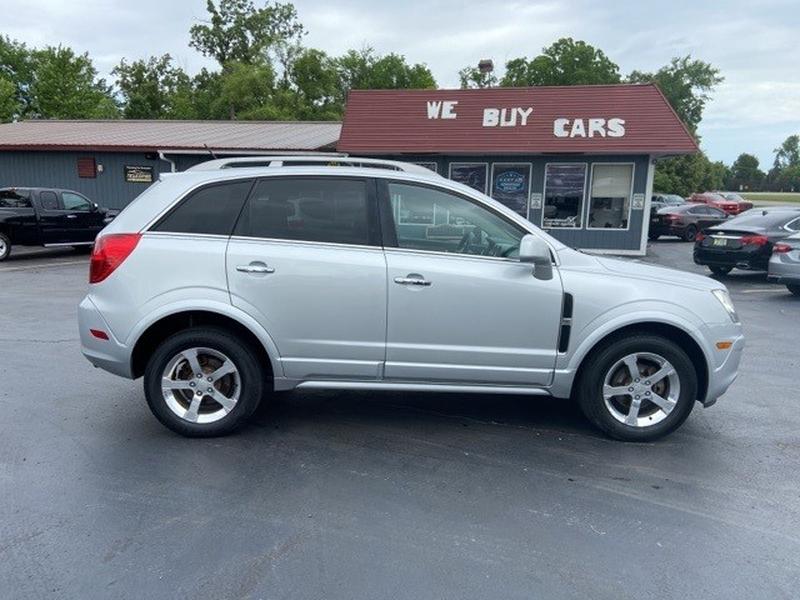 Chevrolet Captiva Sport 2014 price $10,900