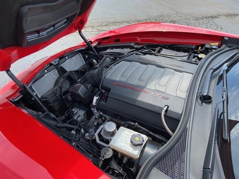 Chevrolet Corvette 2019 price $77,500
