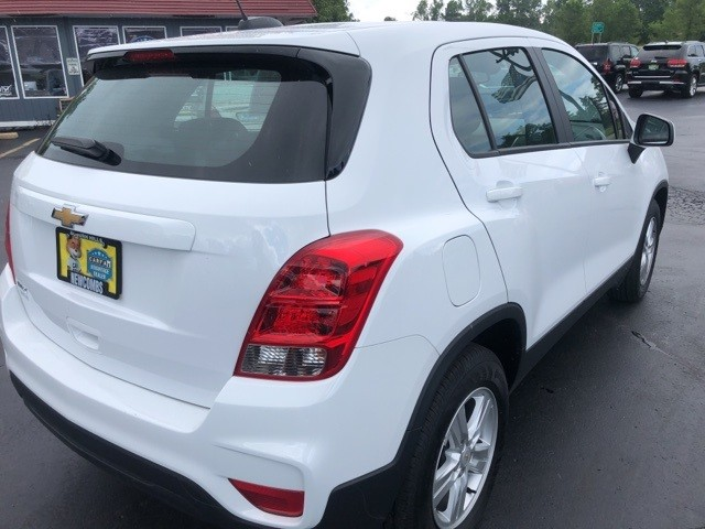 Chevrolet Trax 2020 price $20,000