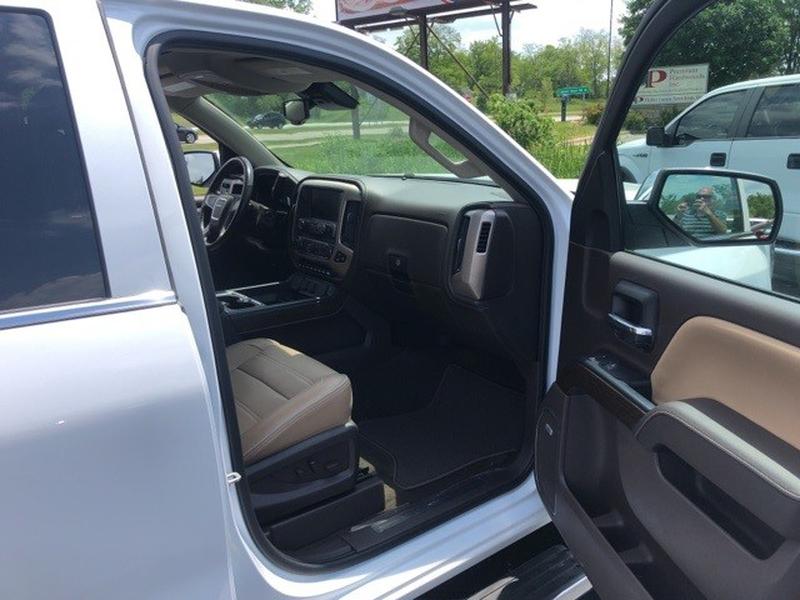 GMC Sierra 1500 2018 price $54,000