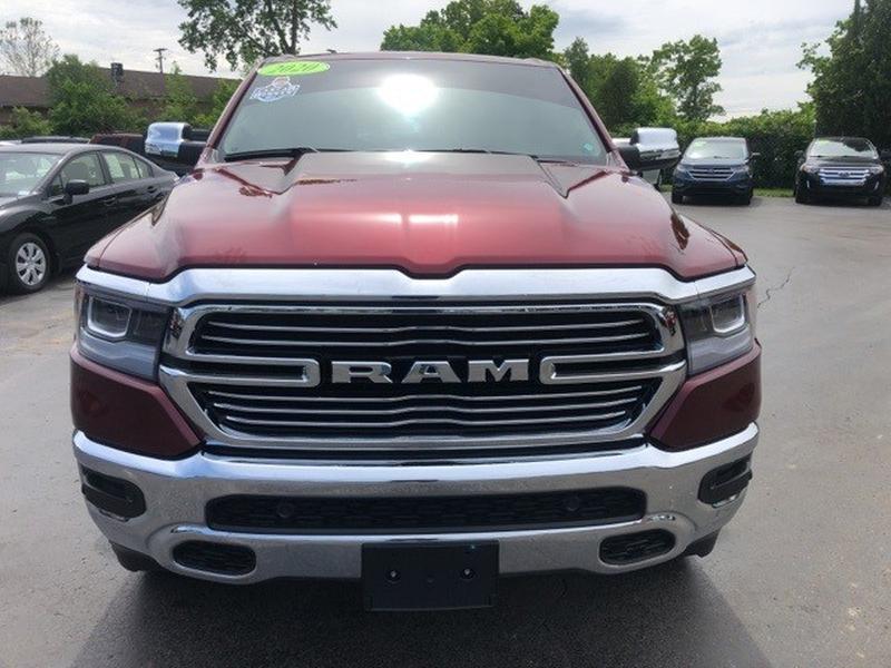Ram 1500 2020 price $50,850