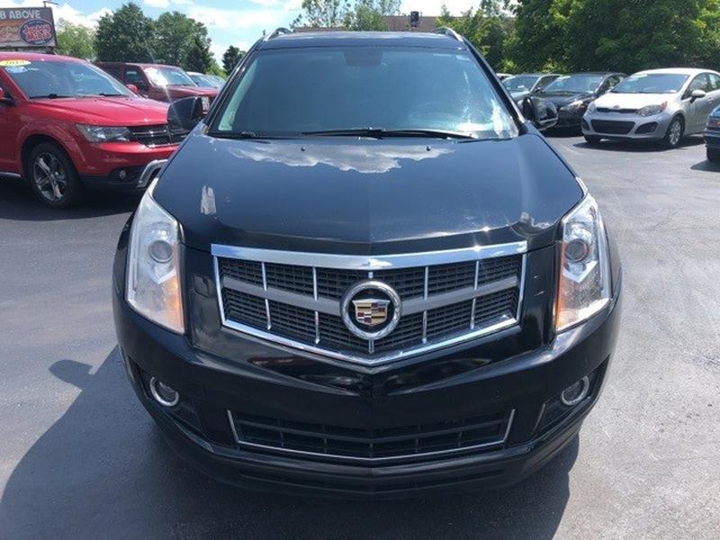 Cadillac SRX 2010 price $9,850