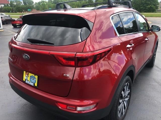 Kia Sportage 2018 price $23,995