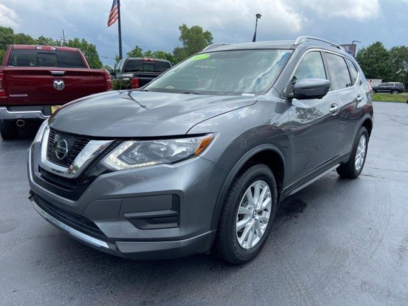 Nissan Rogue 2017 price $20,000