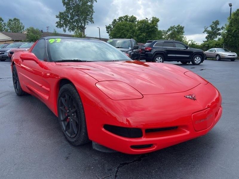 Chevrolet Corvette 1997 price $22,000