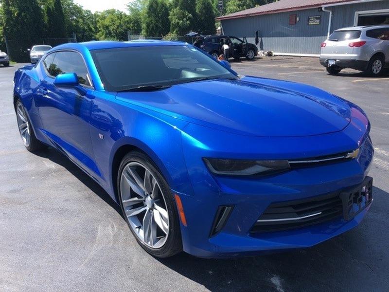 Chevrolet Camaro 2018 price $33,000