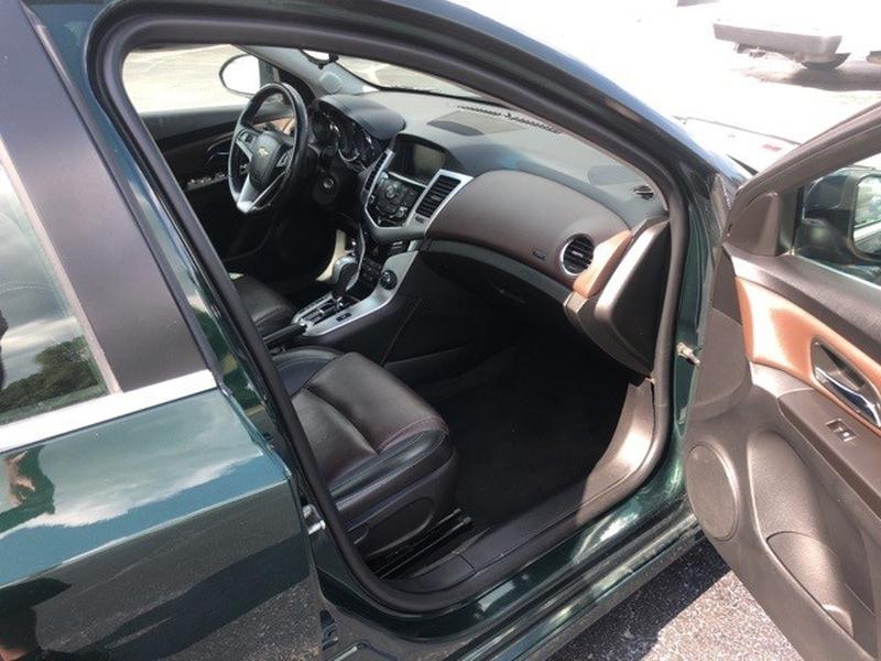 Chevrolet Cruze 2015 price $12,995