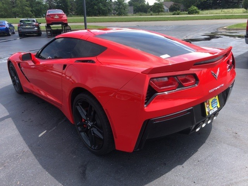 Chevrolet Corvette Stingray 2014 price $47,844