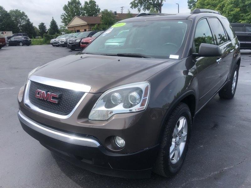 GMC Acadia 2011 price $7,995