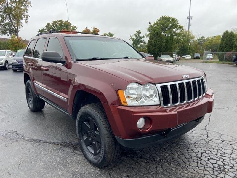 Jeep Grand Cherokee 2007 price $7,000