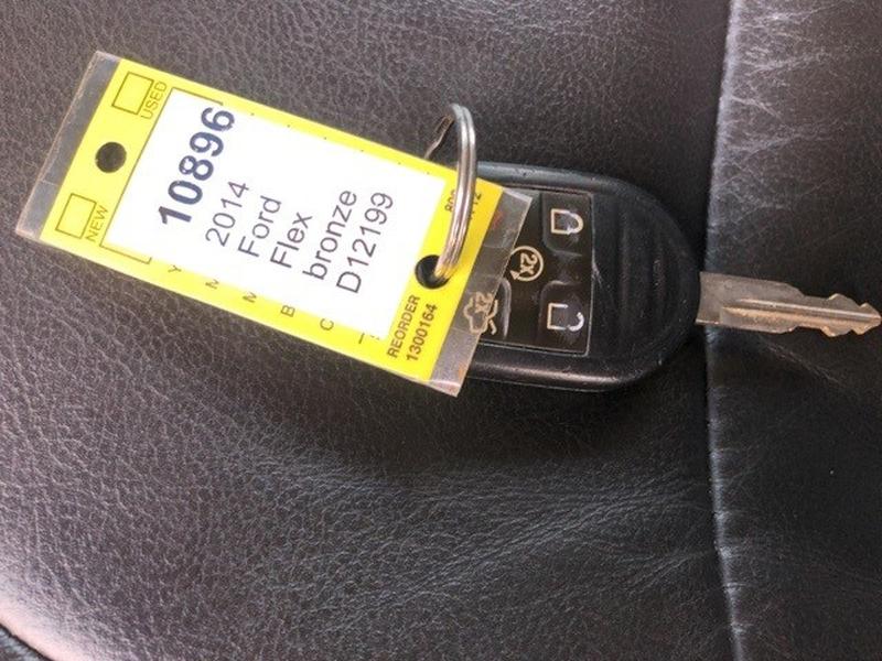 Ford Flex 2014 price $16,300