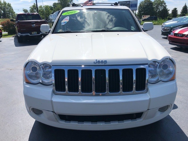 Jeep Grand Cherokee 2009 price $8,770