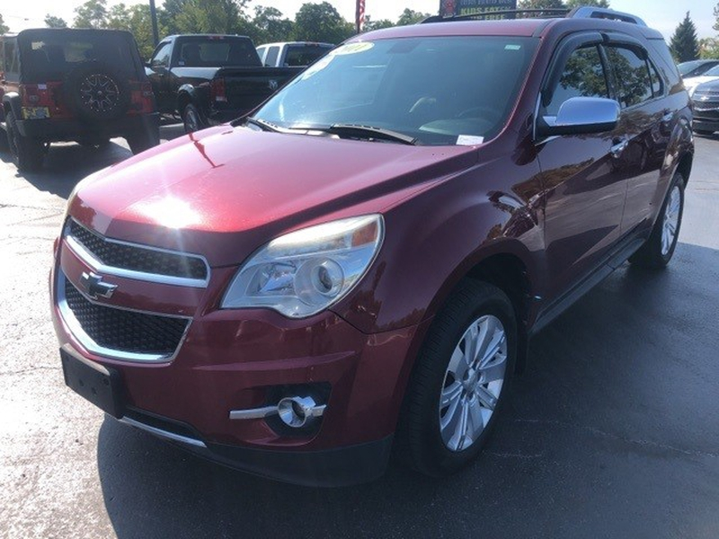 Chevrolet Equinox 2011 price $12,400