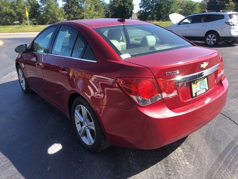 Chevrolet Cruze 2014 price $10,225