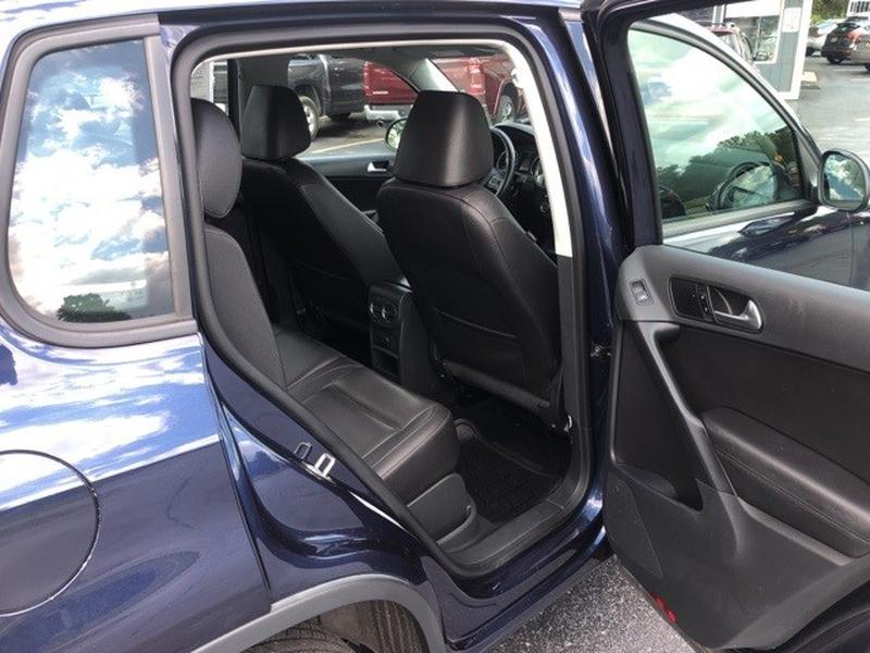 Volkswagen Tiguan 2016 price $15,500
