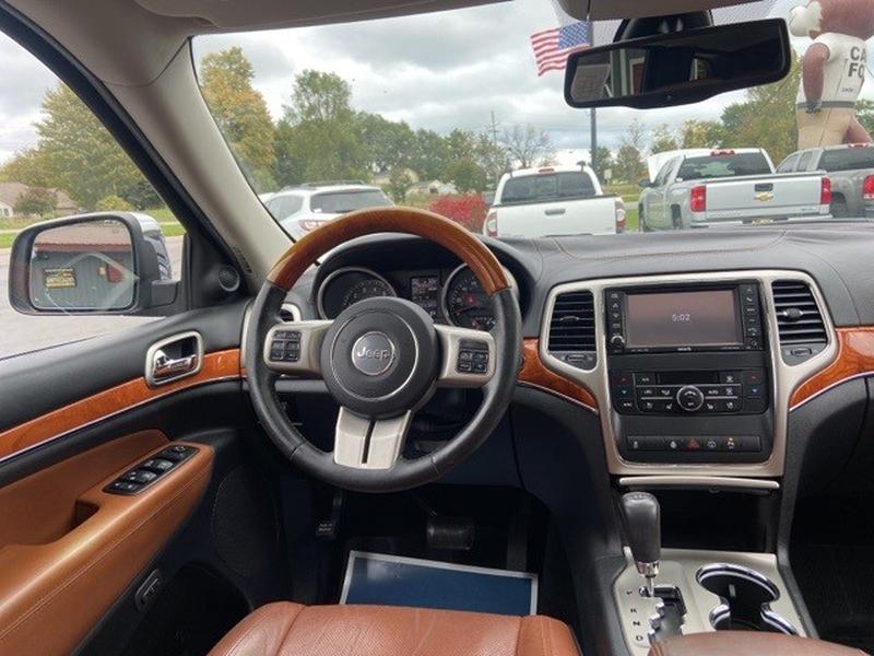Jeep Grand Cherokee 2013 price $20,000