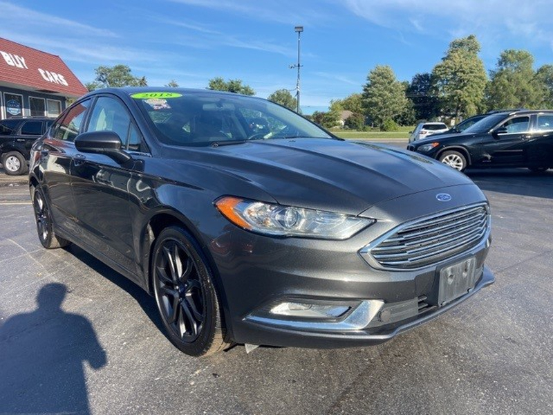 Ford Fusion 2018 price $23,800