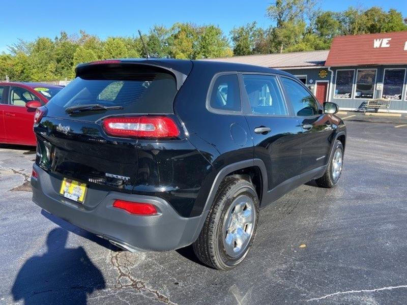 Jeep Cherokee 2017 price $22,500