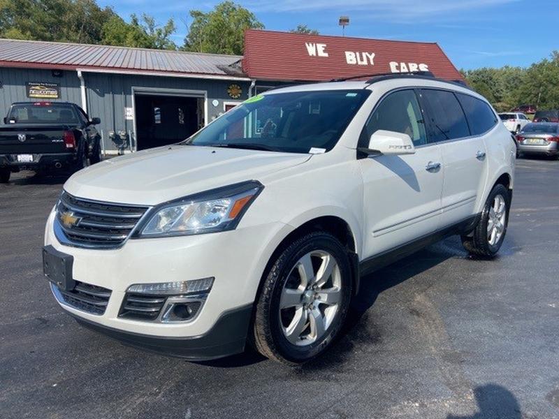 Chevrolet Traverse 2017 price $27,995