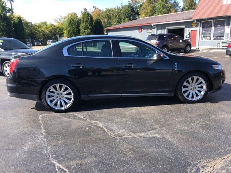 Lincoln MKS 2012 price $13,300