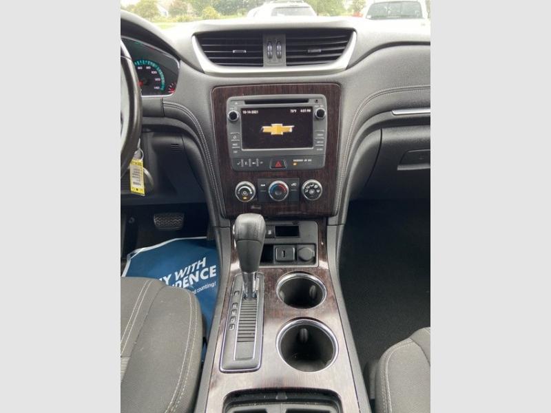 Chevrolet Traverse 2017 price $22,500