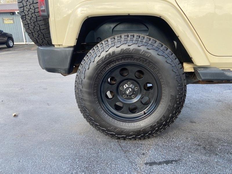 Jeep Wrangler 2011 price $22,995