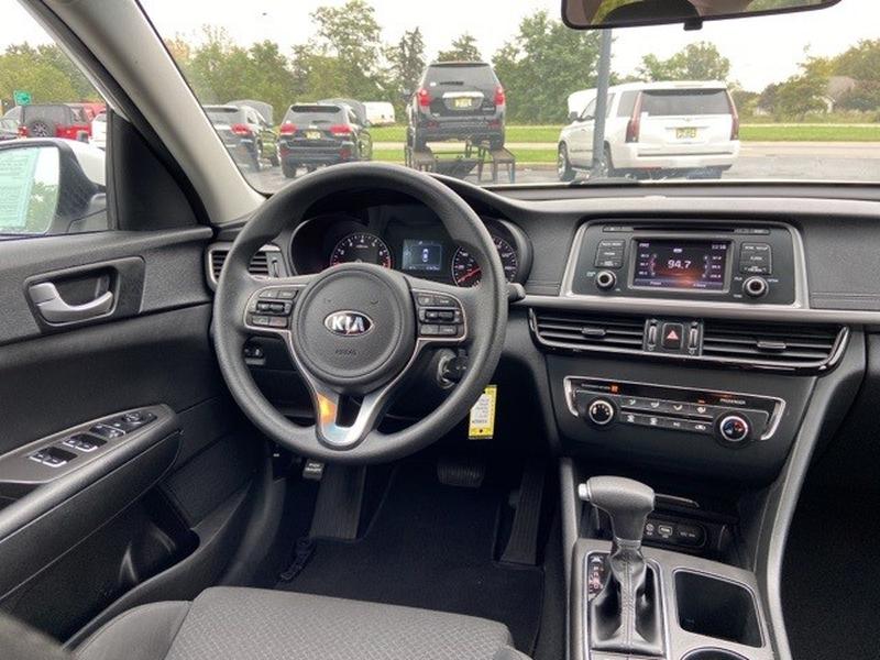 Kia Optima 2017 price $17,700