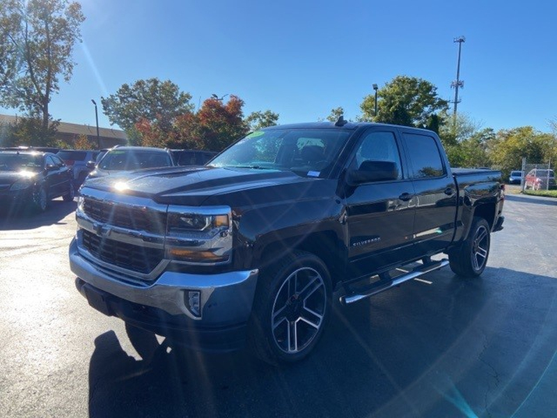 Chevrolet Silverado 1500 2018 price $37,000