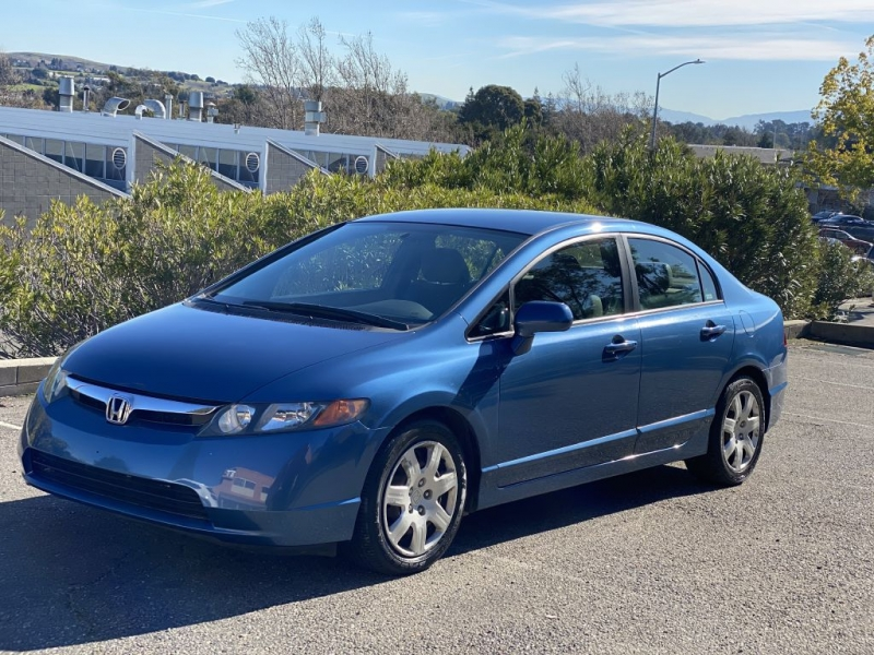 HONDA CIVIC 2007 price $5,995