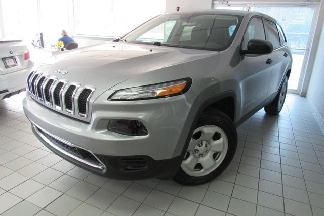 Jeep Cherokee 2016 price $14,499