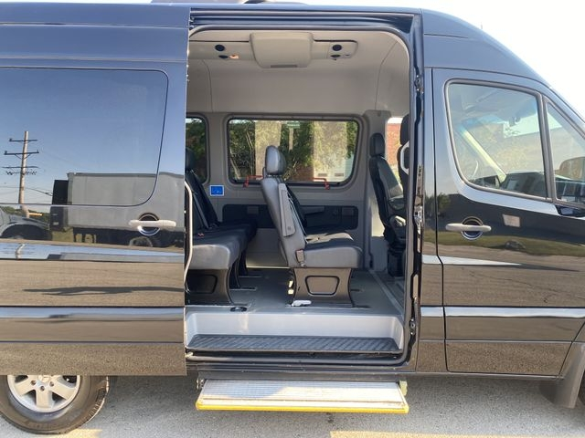 Mercedes-Benz Sprinter 2500 Passenger 2014 price $20,900