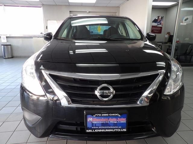 Nissan Versa 2017 price $6,999