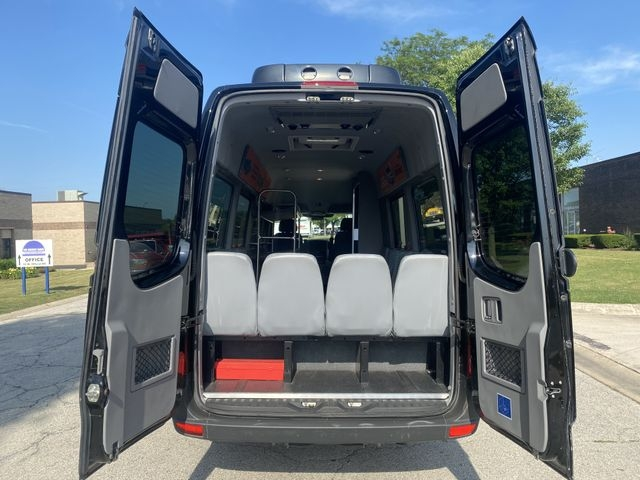 Mercedes-Benz Sprinter 3500 Cab & Chassis 2016 price $31,700