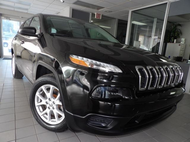Jeep Cherokee 2017 price $14,199