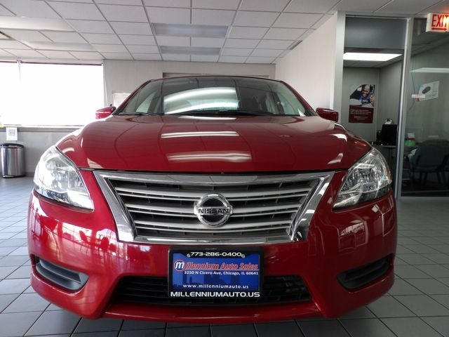 Nissan Sentra 2014 price $7,999