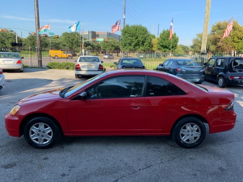 Honda Civic 2003 price $3,495