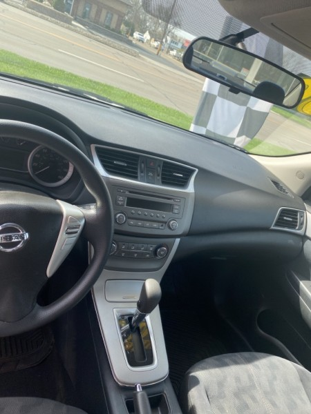 Nissan SENTRA 2013 price $7,900
