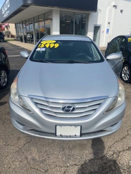 Hyundai SONATA 2011 price $5,499