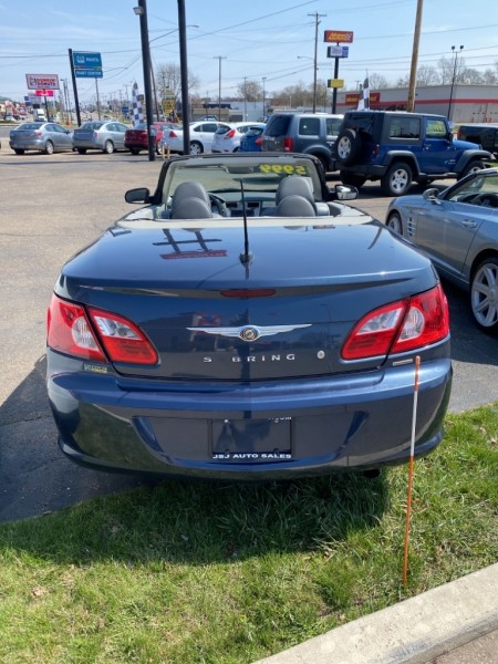 Chrysler Sebring 2008 price $5,900