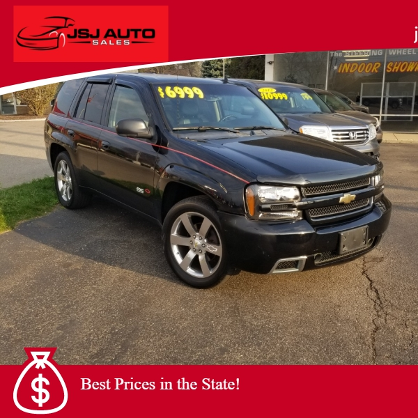 CHEVROLET TRAILBLAZER 2006 price $5,900