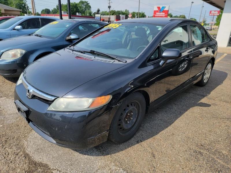 HONDA CIVIC 2007 price $2,900