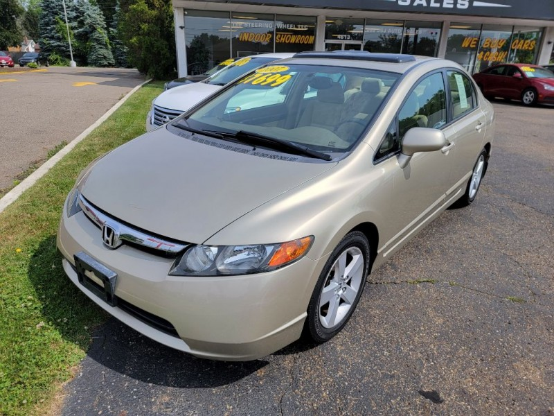 HONDA CIVIC 2007 price $6,900