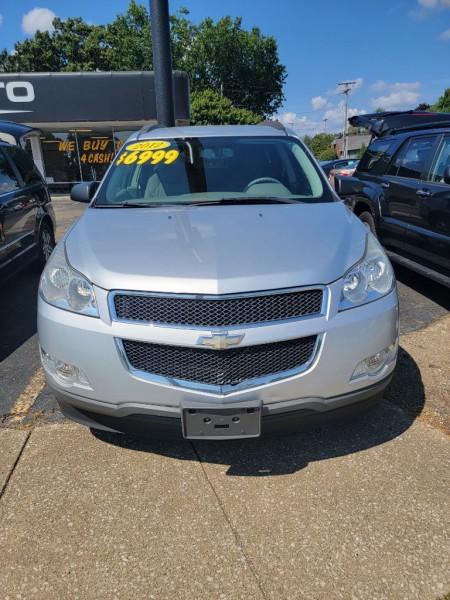 Chevrolet Traverse 2012 price $6,999