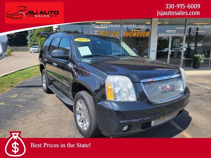 GMC Yukon Denali 2009 price $9,900